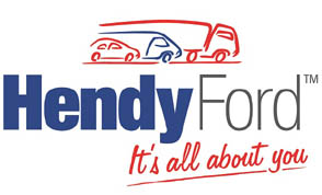 Hendy Ford Logo It's all about you
